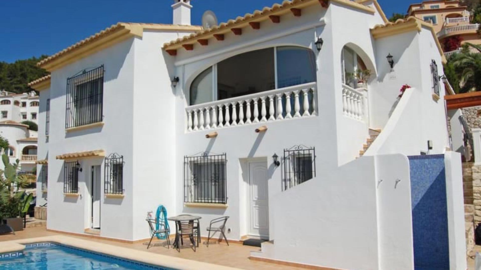 Casa Montgo Costa Blanca