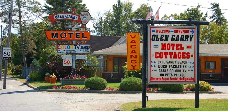 ‪Glen Garry Motel & Cottages‬