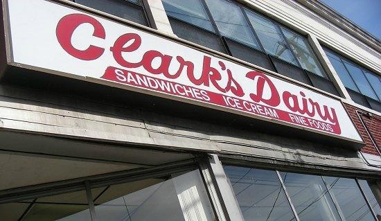 Clark's Dairy Luncheonette