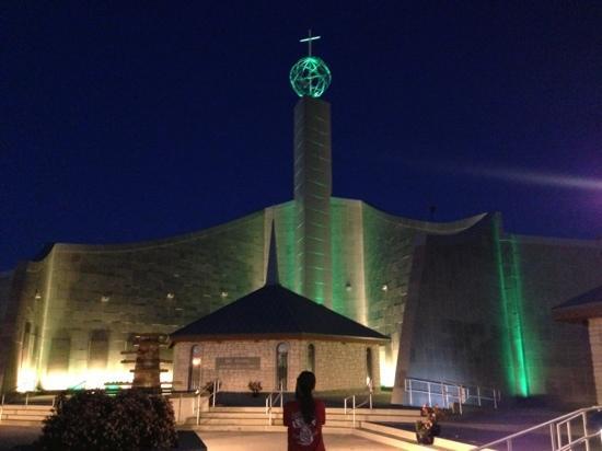 The Shrine of the Holy Spirit