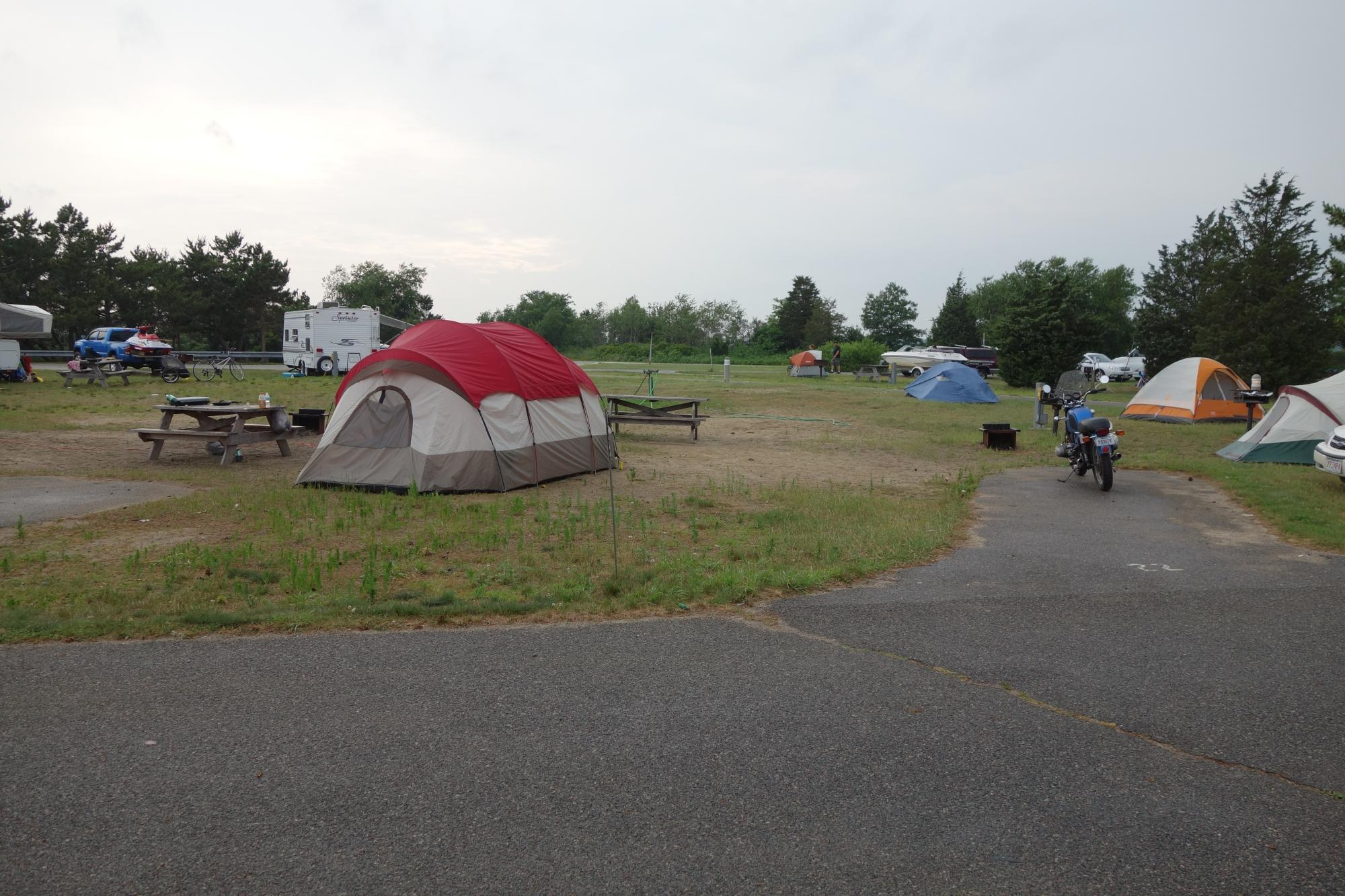Salisbury Beach State Reservation Campground