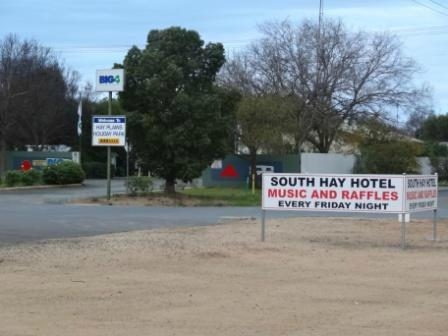 Hay Plains Holiday Park