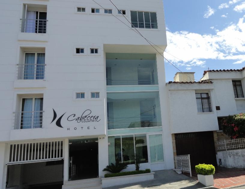Cabecera Country Hotel
