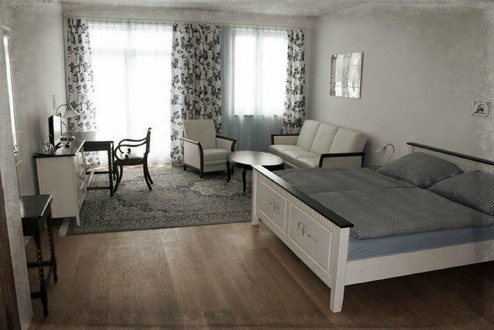 Hotelovy Depandance Apartmanu Cerny Jezdec