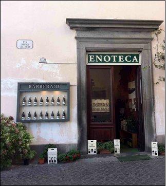 Enoteca Barberani