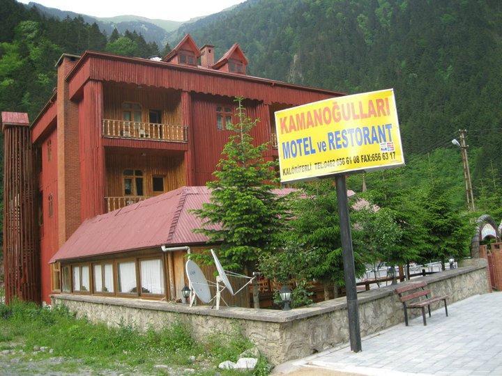 Kamanoglu Hotel