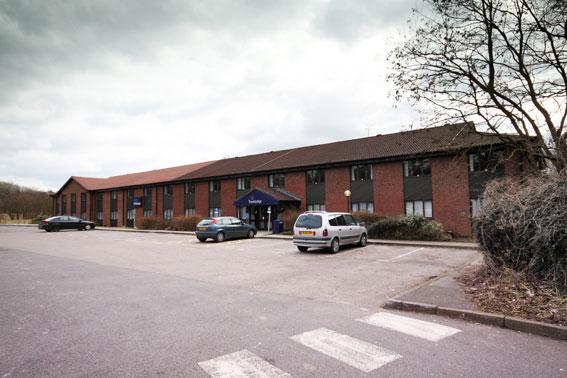 Travelodge Barton Mills