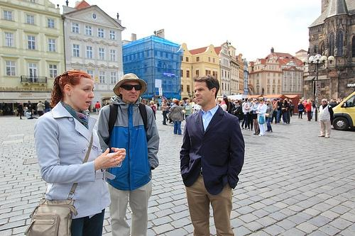 ‪Context Prague Tours‬