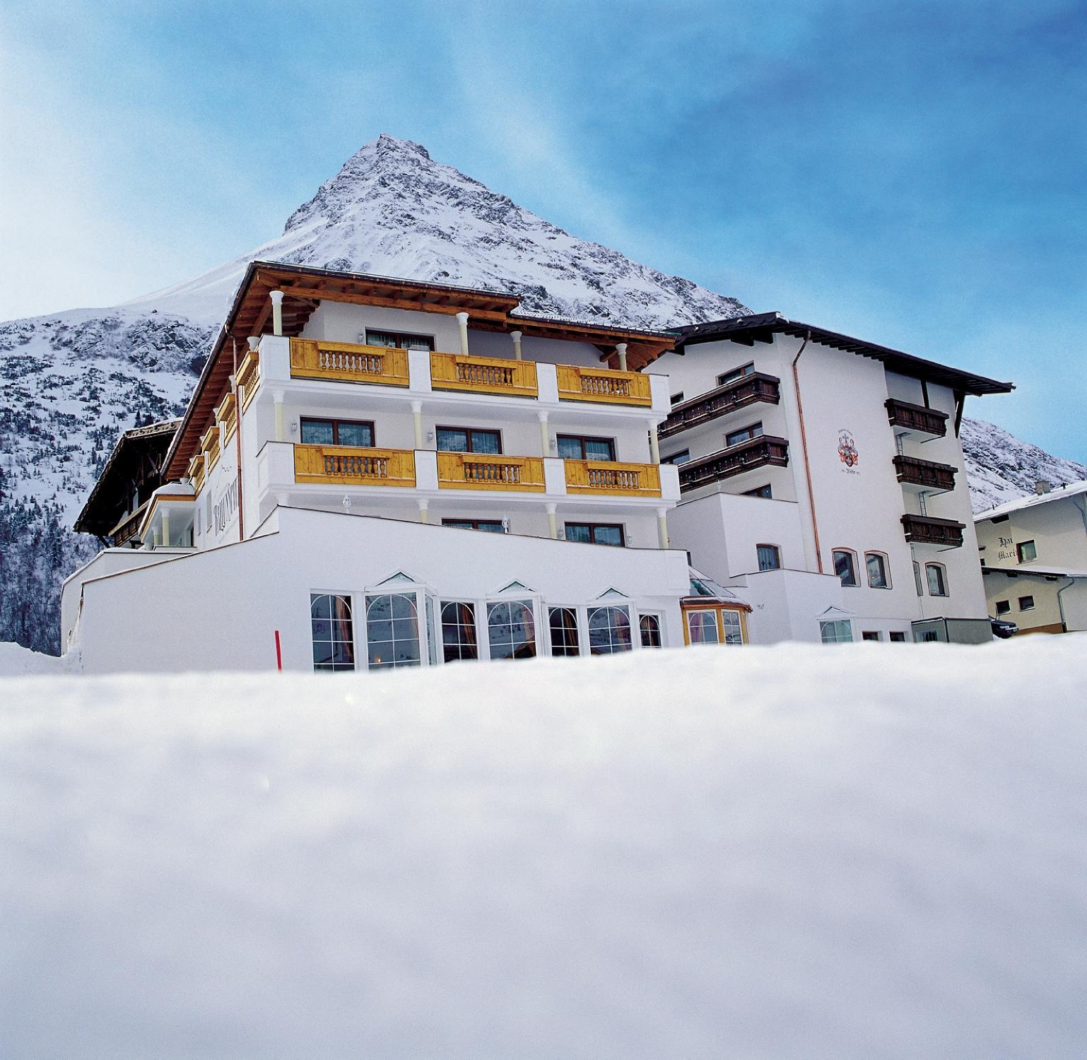 Alpenresidenz Ballunspitze