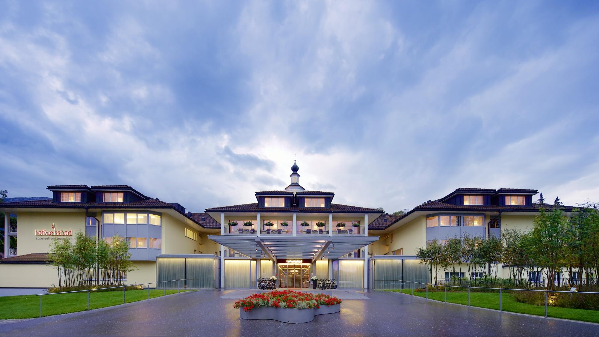 Hotel Hof Weissbad