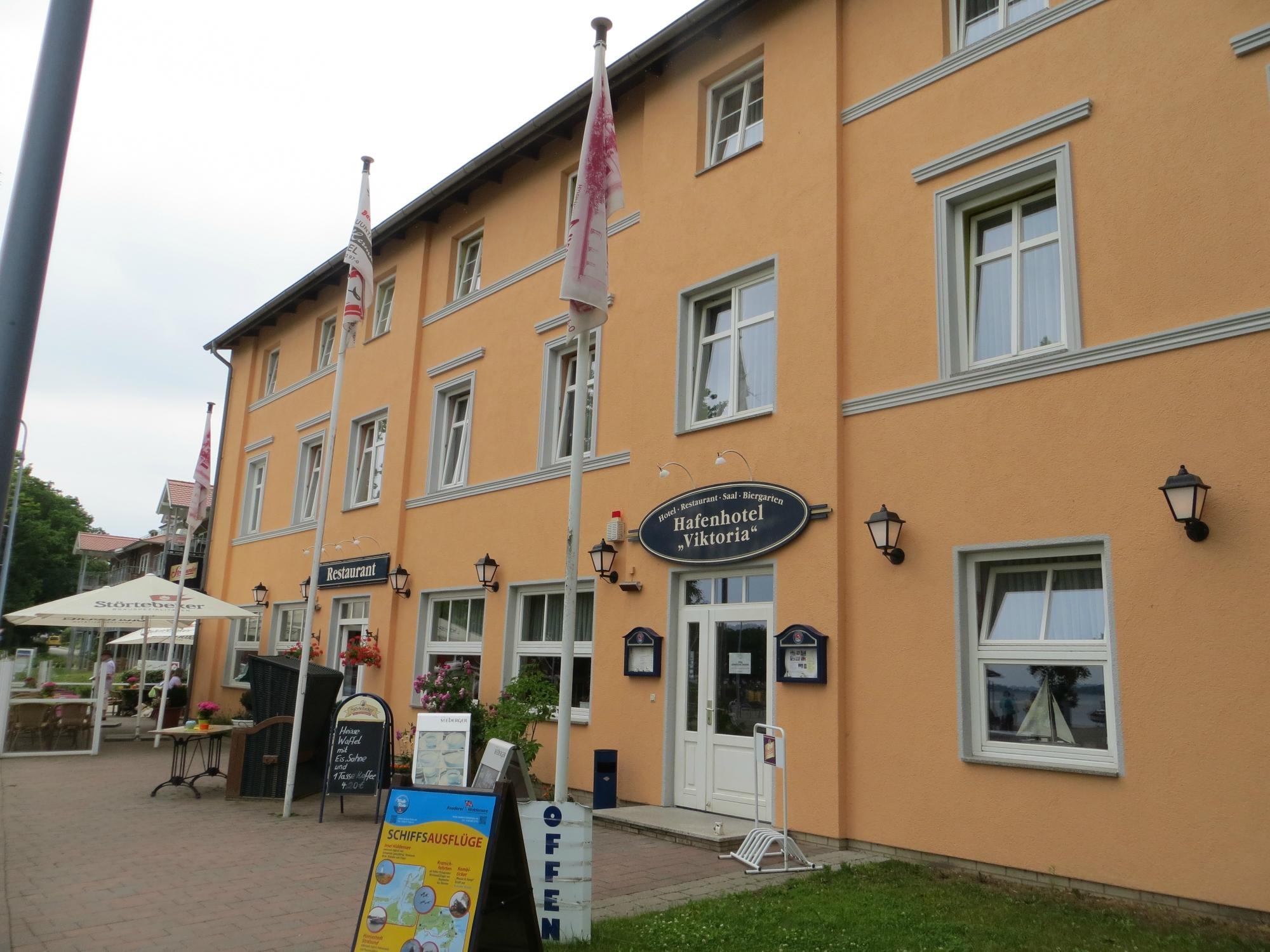 Hafenhotel Viktoria