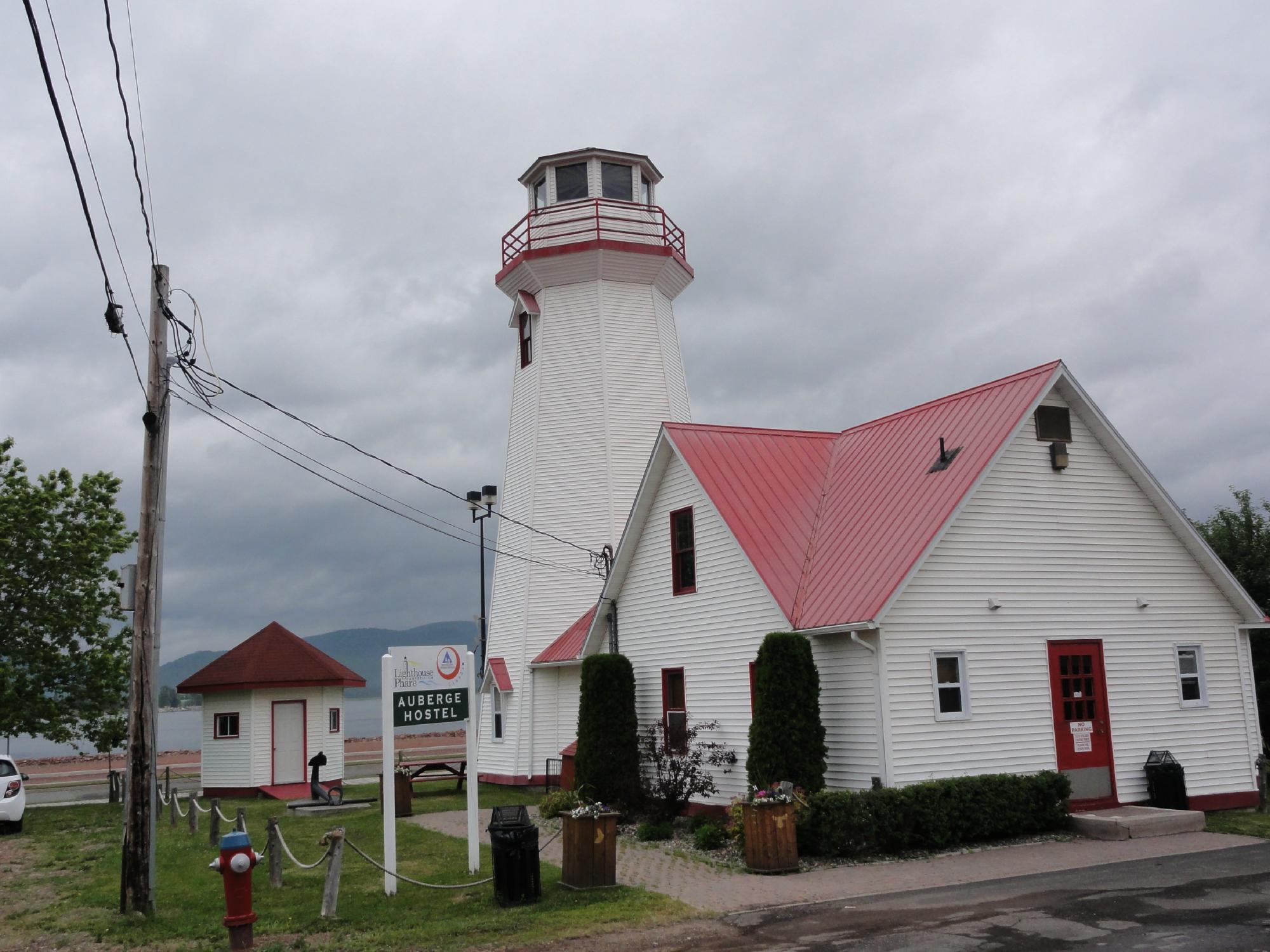 Campbellton Lighthouse Hostel