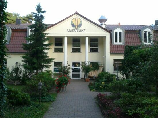 "Hotel and Restaurant ""Waldschanke"""