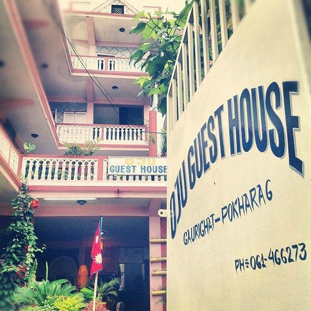 Oju Guest House