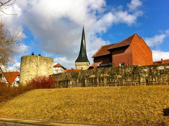 Westerturm mit Schützenmuseum