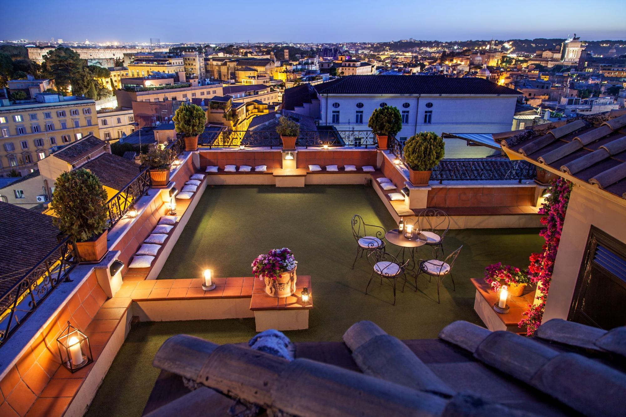 ホテル コロッセウム