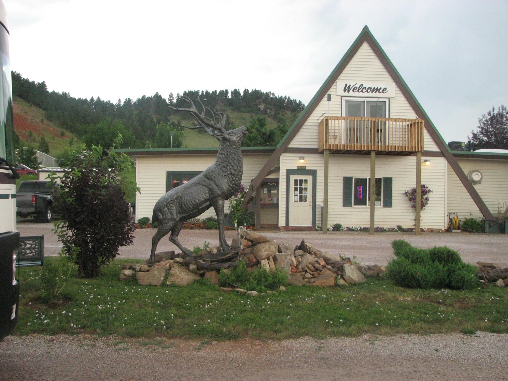 Sundance (WY) United States  city photos gallery : Mountain View RV Park & Campground Sundance, WY UPDATED 2016 ...