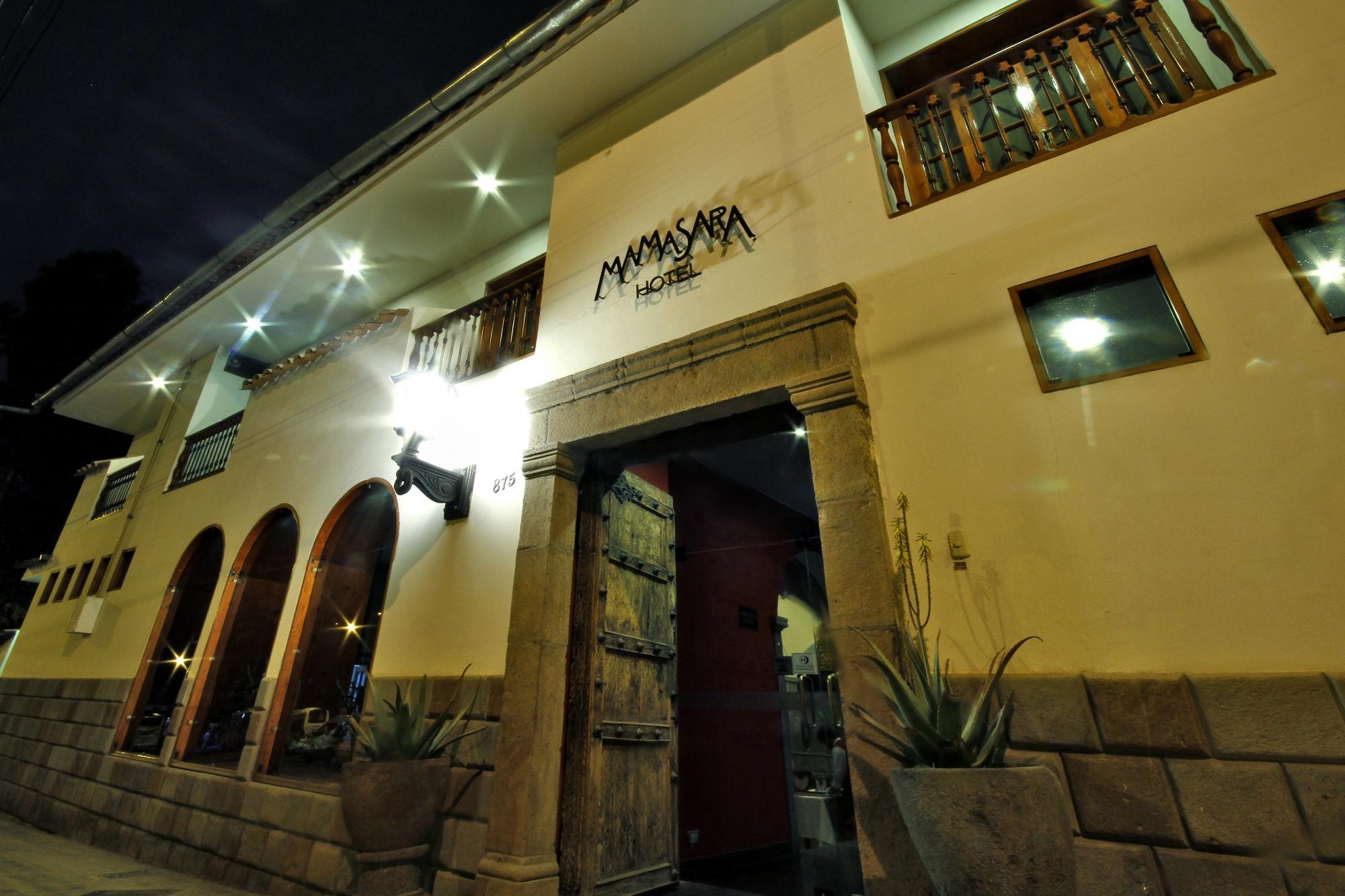 MamaSara Hotel