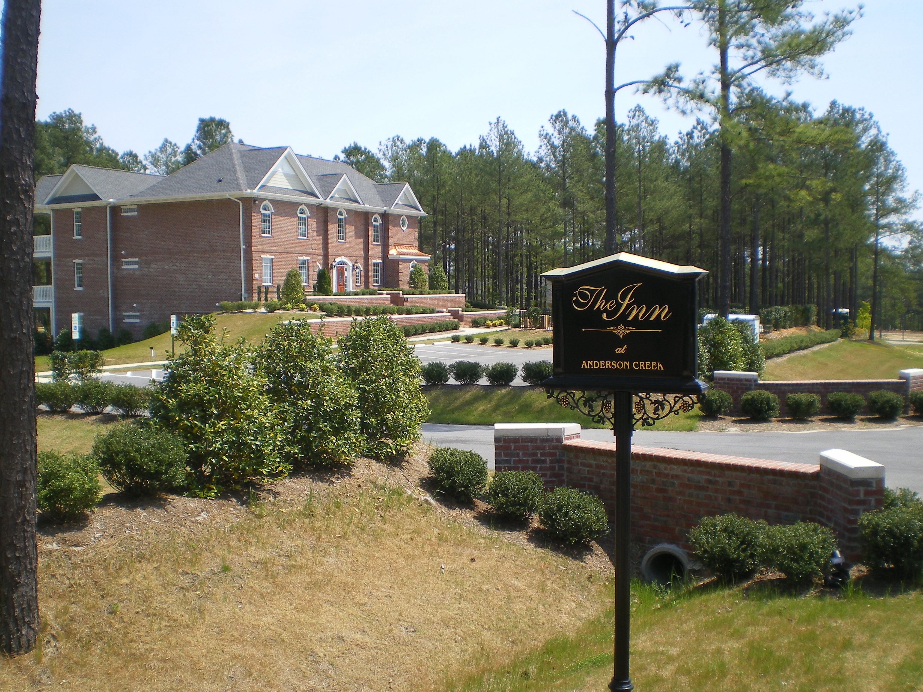 The Inn at Anderson Creek Club