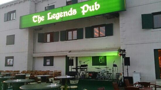 ‪The Legends Pub‬