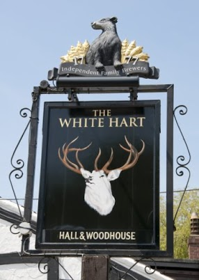 ‪The White Hart‬