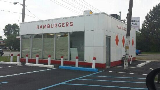 The Giant System Hamburgers