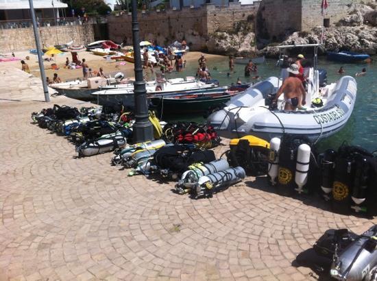 Costa del Sud Diving Service