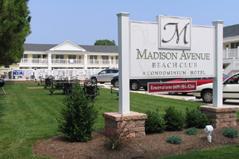 Madison Avenue Beach Club Motel