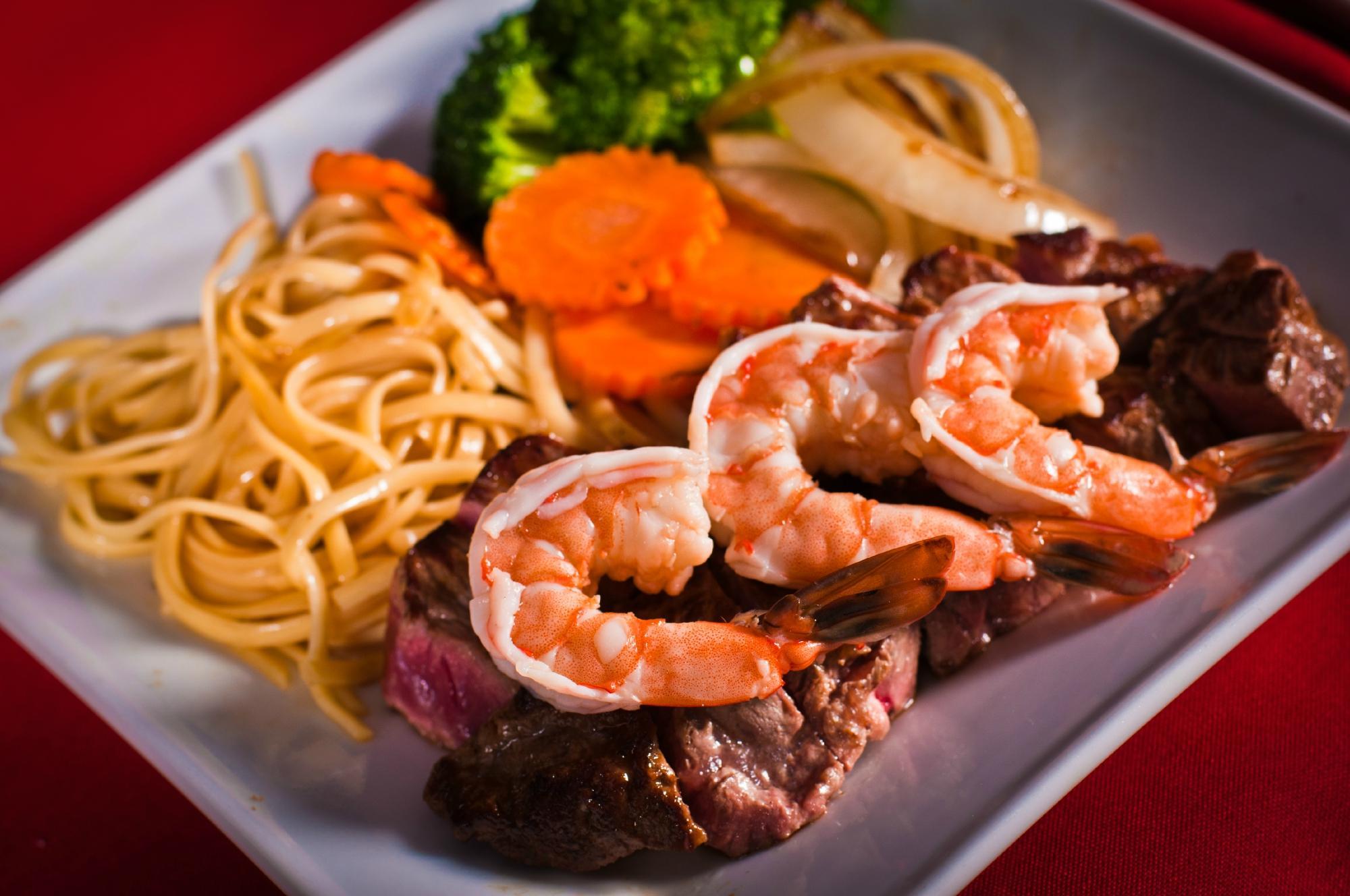 Florida, United States Food Guide: 10 Asian food Must-Eat Restaurants & Street Food Stalls in Celebration