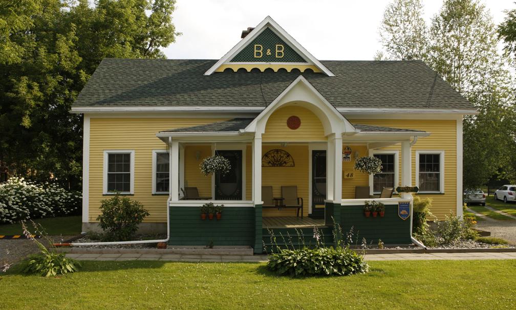 Maison Hatley B&B