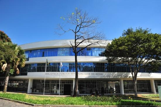 Biblioteca Publica Estadual Luiz de Bessa