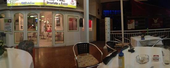 Pizzeria reginella klopeiner see