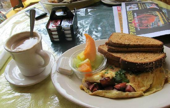 La Herencia Cafe