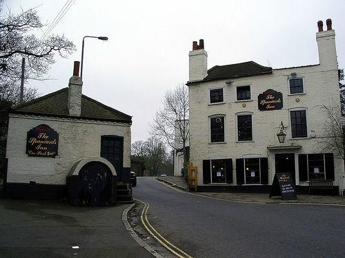 ‪Spaniards Inn‬