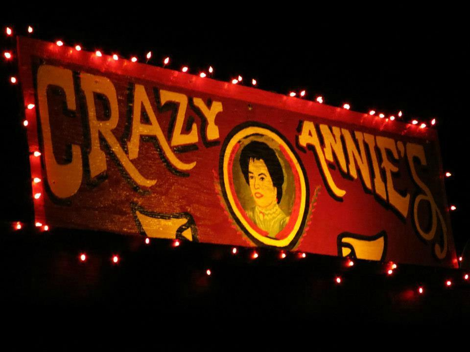 ‪Crazy Annie's Bordello Bed & Breakfast‬