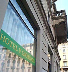 Cinque Giornate Hotel