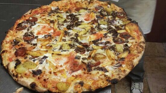 Pezza & Pizza