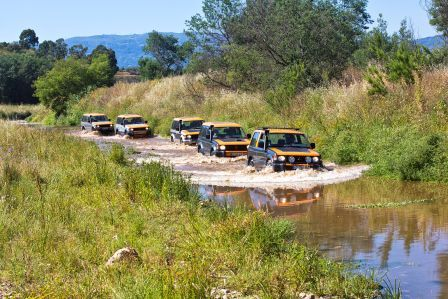 Algarve Jeep Safari and Boat Tours