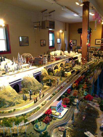 Cape May Model Trains