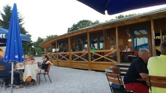 Gaststatte Seeblick Steinberg