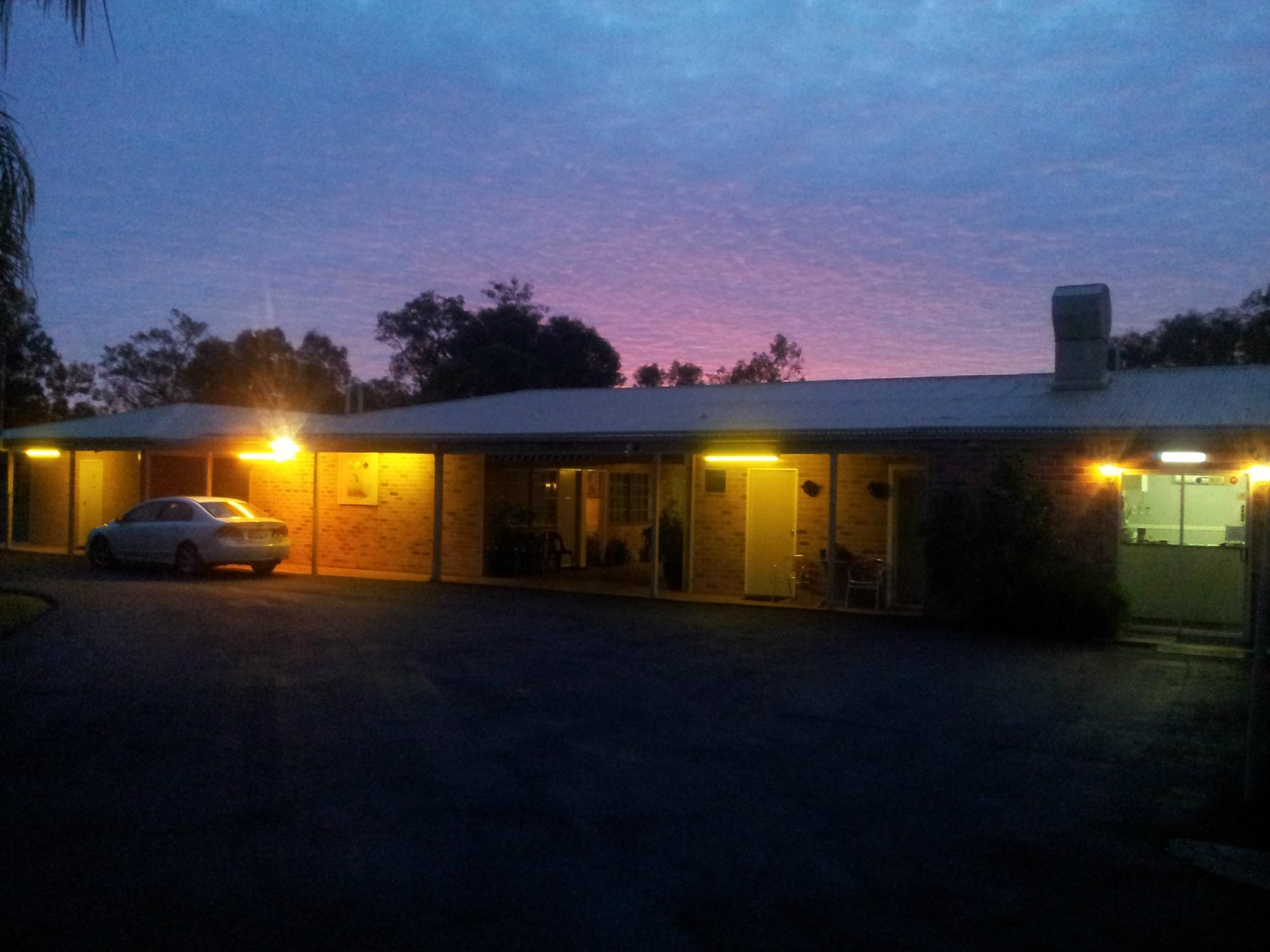 Waltzing Matilda Motor Inn