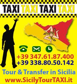 Sicily Tour Taxi