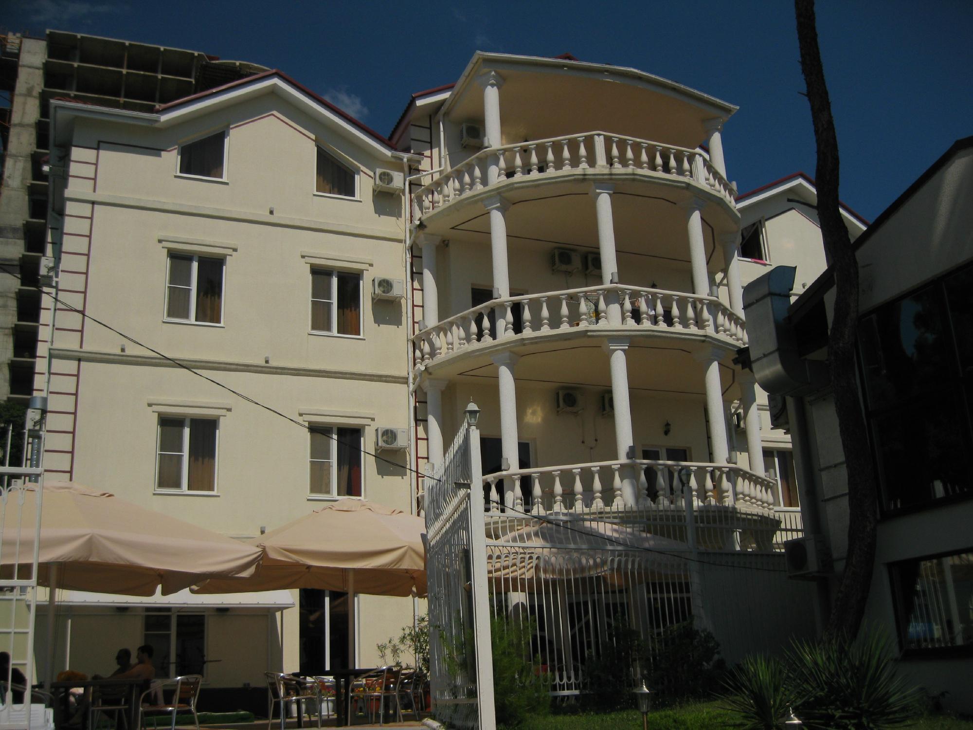 Alexandria Hotel