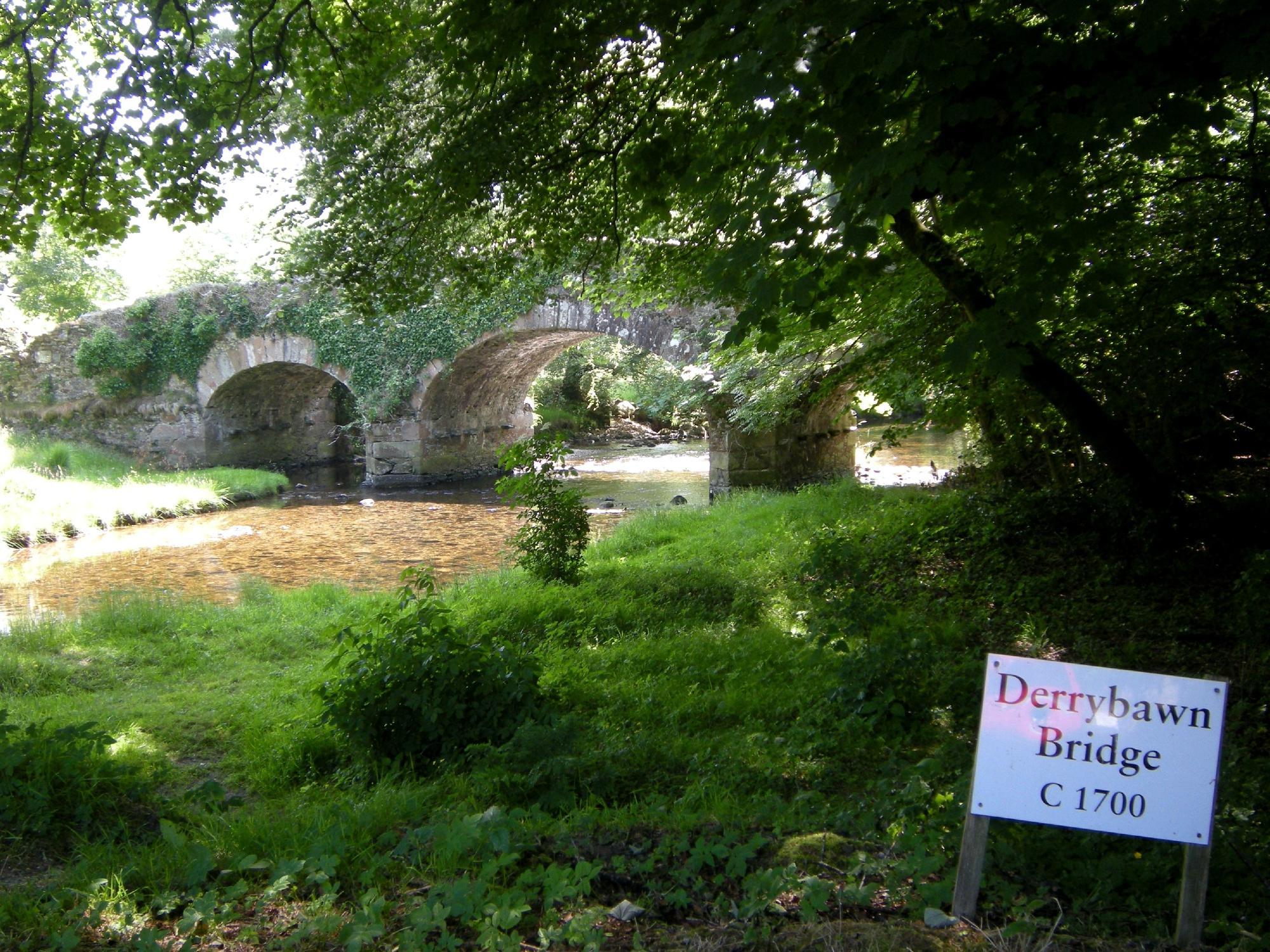 Derrybown Bridge, Wicklow