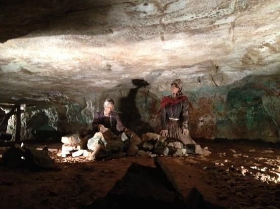 Musee de la Mine du Cap de la Garonne
