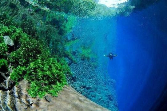 Lagoa Misteriosa