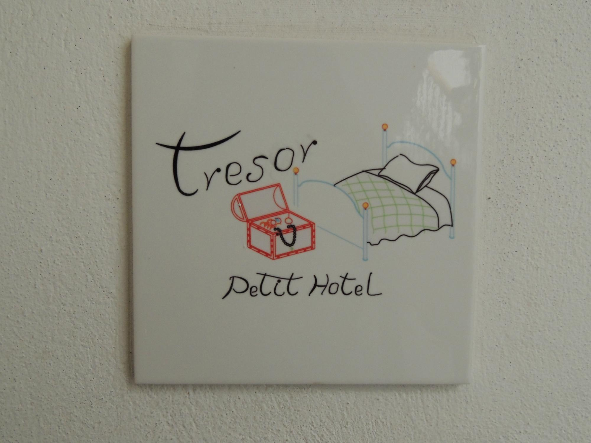Tresor Petite Hotel