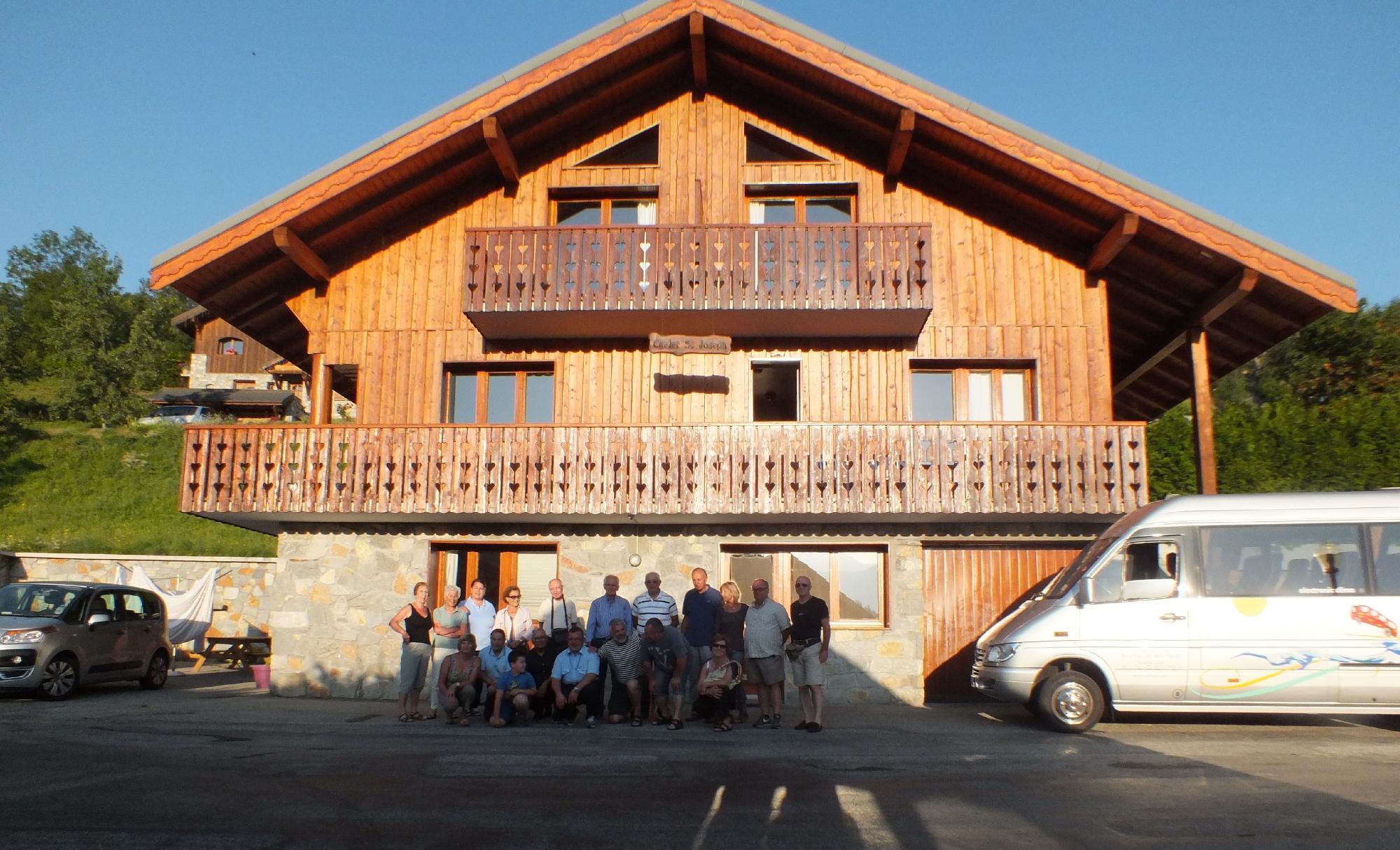 Chalet St. Joseph, Alpine Ethos