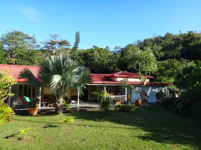Sarramea New Caledonia  City new picture : Domaine de Meranki Sarramea, New Caledonia : Ranch Reviews, Prices ...