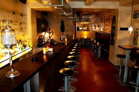 Bar OMAR absinth- und cocktailbar